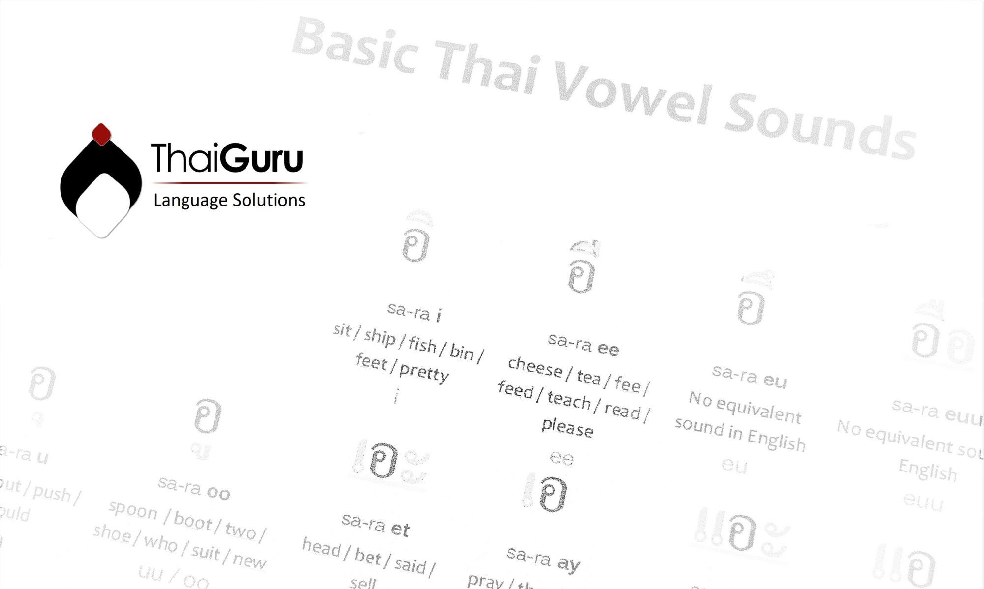ThaiGuru language solutions